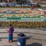 نيبال تزين شوارع العاصمة