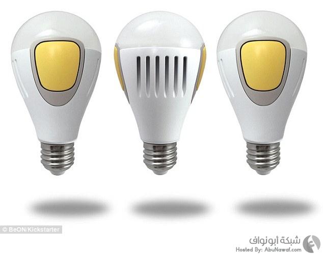 مصابيح ذكية