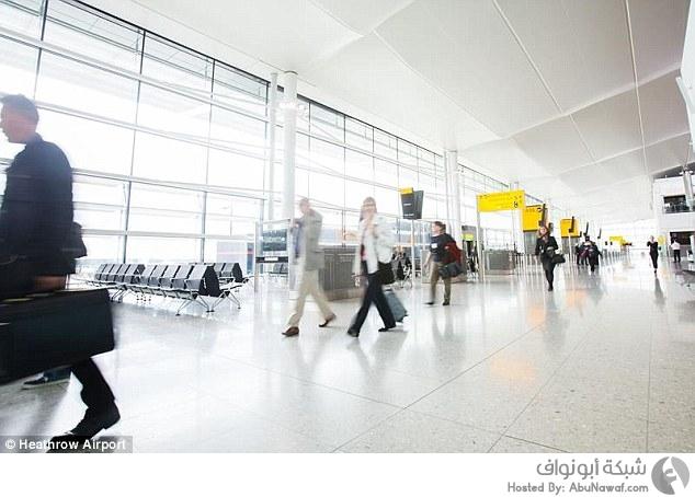 مطار هيثرو2