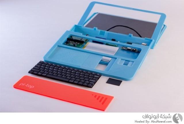 حاسوبك Pi-Top