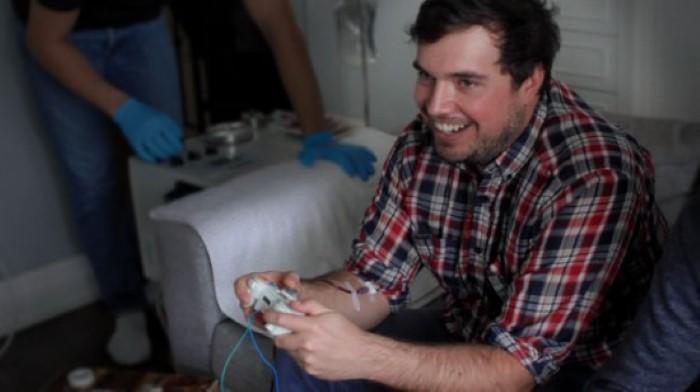 رياضة الدم تدمج ألعاب الفيديو بالحياة الواقعية