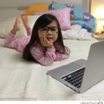 Breanna بريانا طفلة كورية لطيفة مشهورة