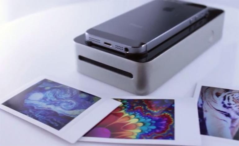 snapjet طباعة صور هاتف ذكي