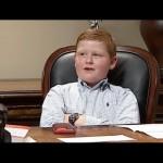 طفل رئيس تنفيذي لشركة