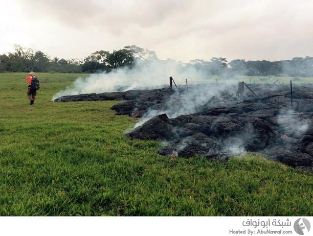 الحمم البركانية 3