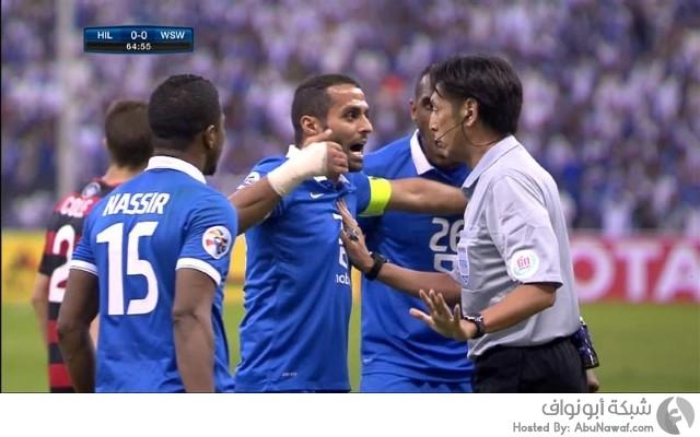 نادي الهلال  في نهائي دوري أبطال أسيا