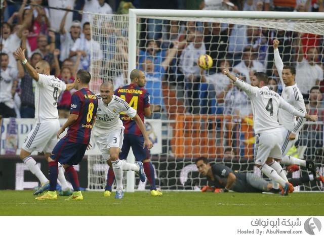 هدف ريال مدريد