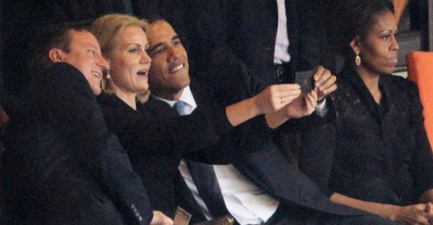 سيلفي أوباما