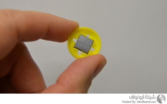 اللقاح إبرة آلية Nanopatch