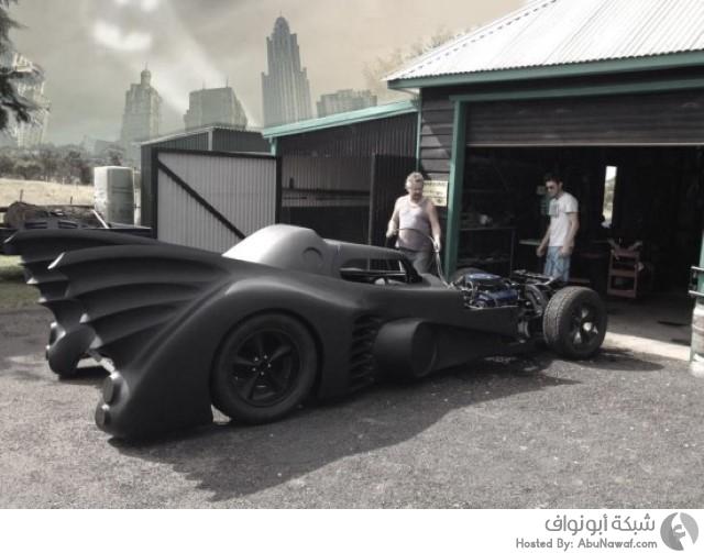 سيارة باتمان