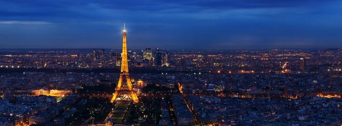 باريس مدينة أشهر شهرة فيسبوك