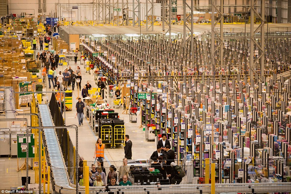 شركة أمازون تسوق عبر الانترنت في الجمعة الأسود Amazon
