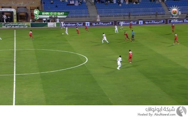 البحرين قطر كأس الخليج خليجي22