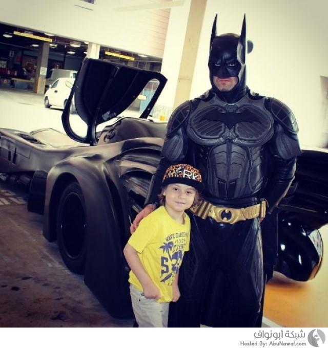 باتمان الحقيقي