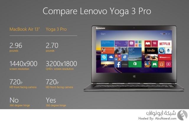 Yoga_3_Pro لينوفو