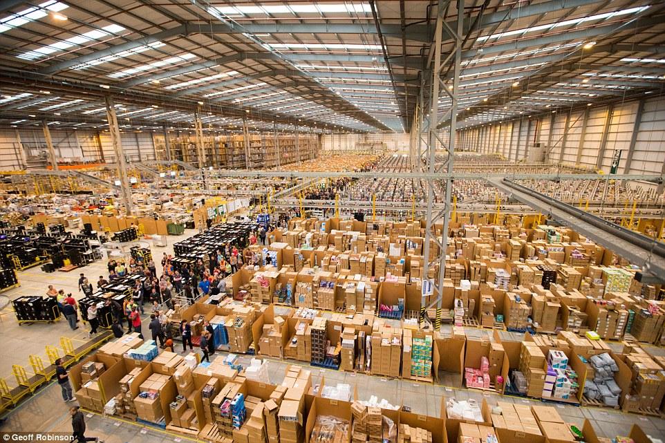 الجمعة الأسود Amazon