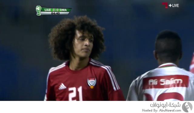 الامارات عمان كأس الخليج خليجي 22
