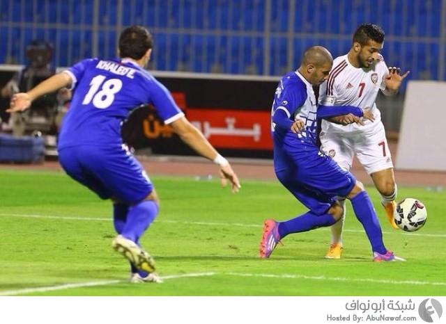 الكويت-الامارات كأس الخليج خليجي22