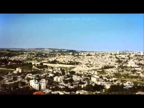 رحلة مدهشة إلى القدس