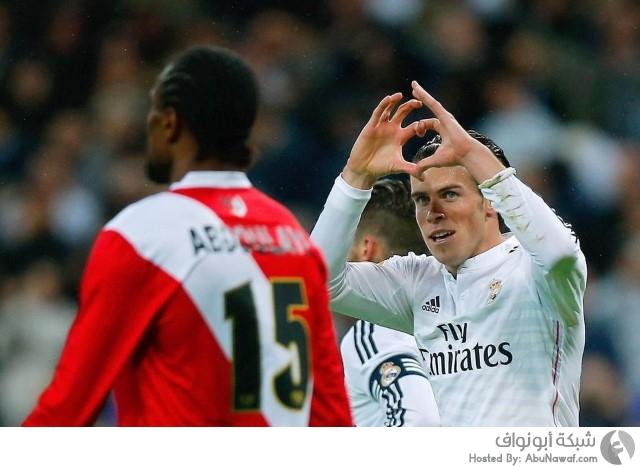real madrid ريال مدريد bale