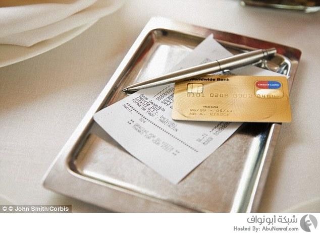 بطاقات الائتمان قد تسبب السكري، والسمنة، والسرطان