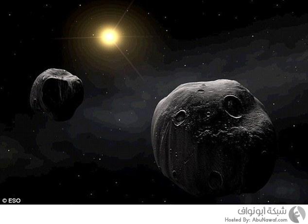 asteroide  كويكب