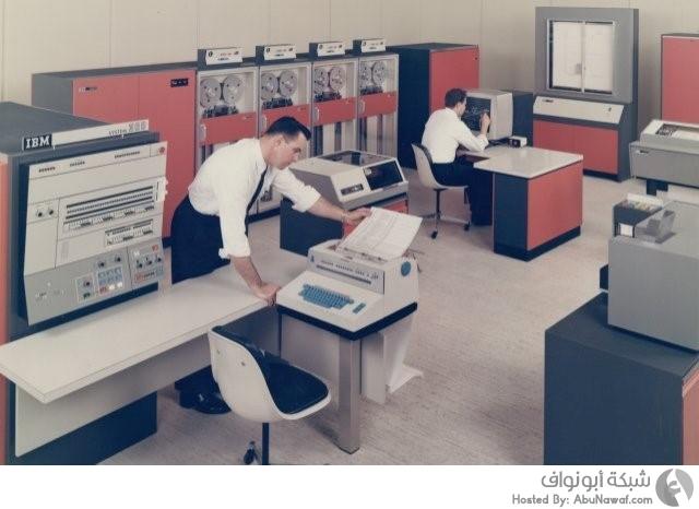 قرص IBM 360 بمساحة 3.75 ميغابايت