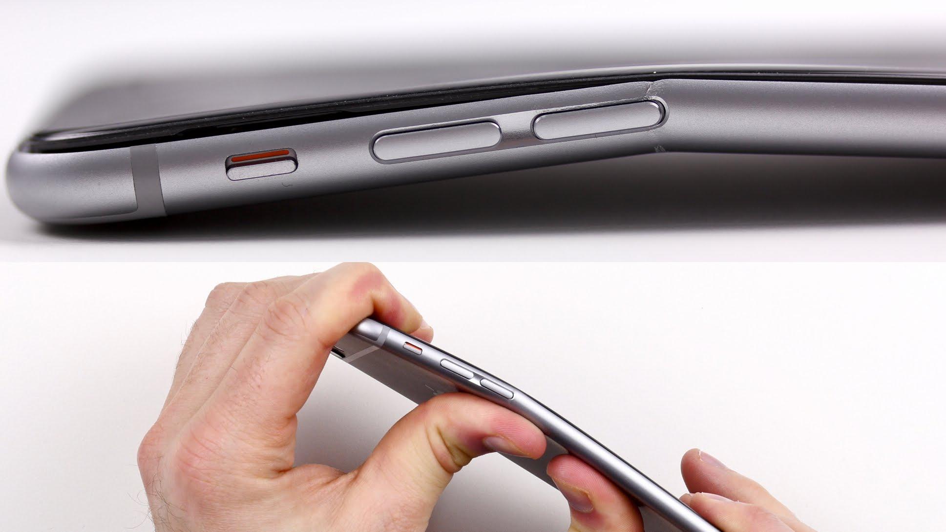في فضيحة جديدة، هاتف آيفون 6 بلس قابل للثني..! (فيديو)