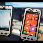 الهاتفين بنظام الأندرويد والويندوز فون من بانسونيك