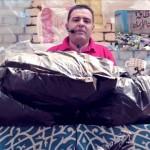 حلقة كوميدية عن القمامة وتراكمها