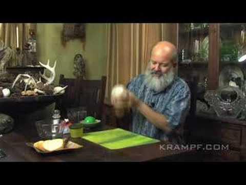 طريقة جميلة عن كيفية عمل الزبدة في البيت