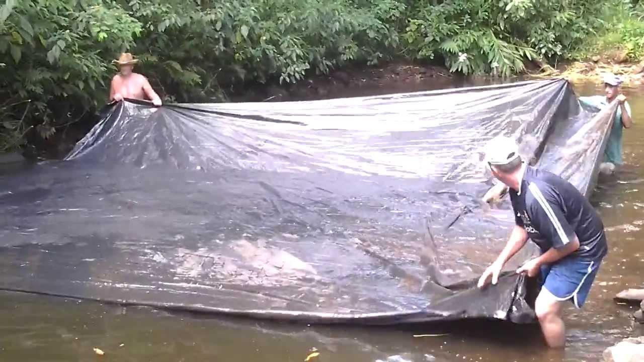 اسهل طريقة لصيد السمك