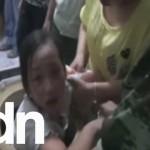 نجاة طفلة في الخامسة بعدما علقت داخل غسالة