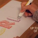 قلم سكريبل بن-Scribble Pen