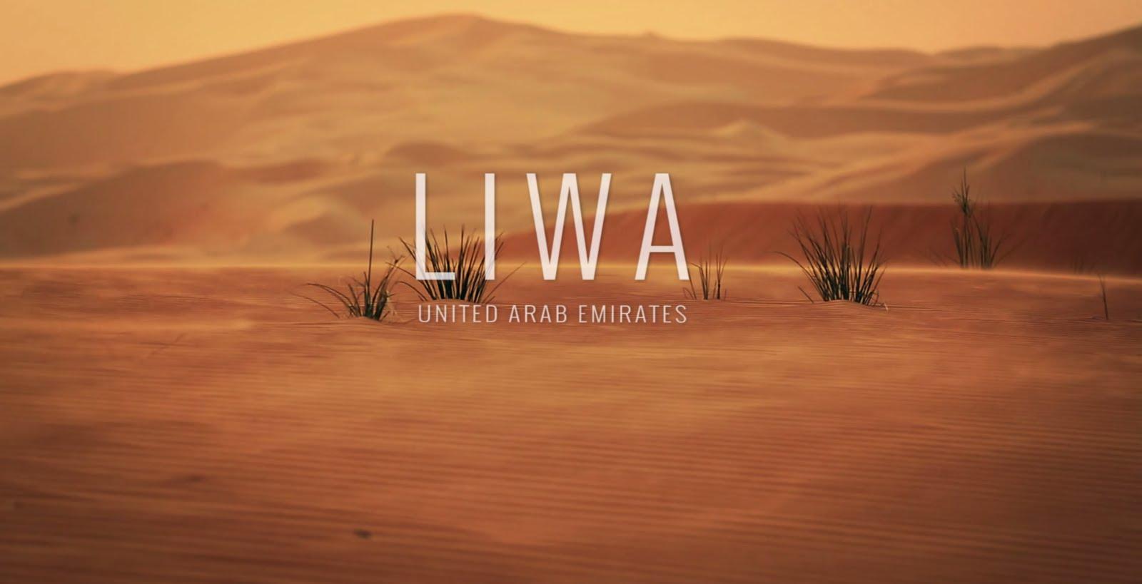جوجل تستأجر جمل لتصوير صحراء ليوا في أبو ظبي