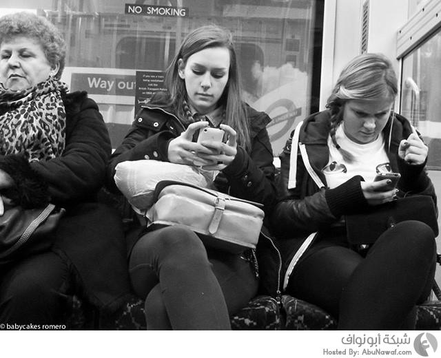 تأثير الهواتف الذكية على حياة البشر 8