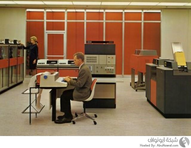 IBM 360 بمساحة 3.75 ميغابايت فقط