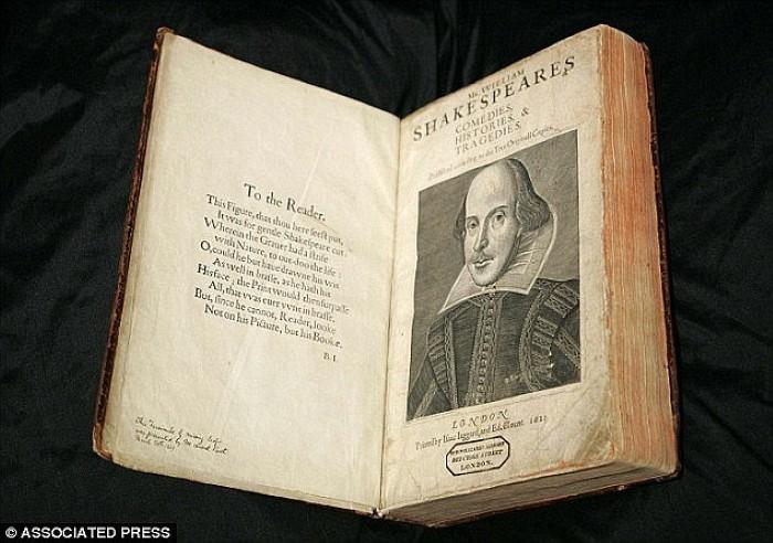 First Folio 2
