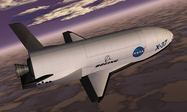 المركبة الفضائية X-37B