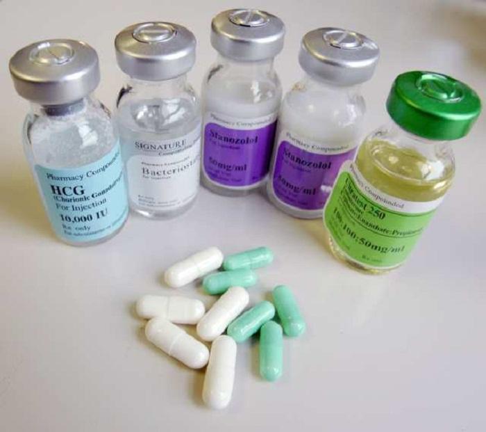 عقاقير الأندروجين