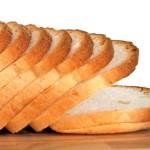 خبز أبيض