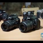 D5300 و Nikon D3300