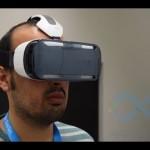 نظارة الواقع الإفتراضي Gear VR