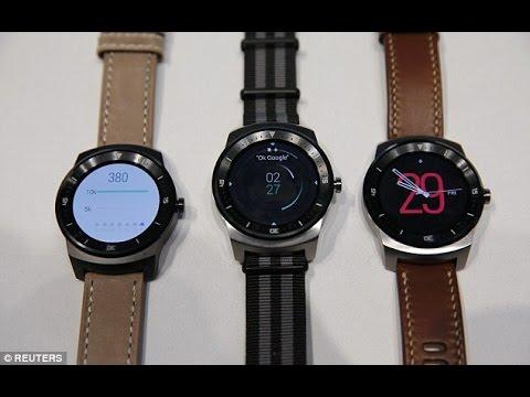 G Watch R - LG