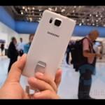 الهاتف المحمول Samsung Galaxy Alpha