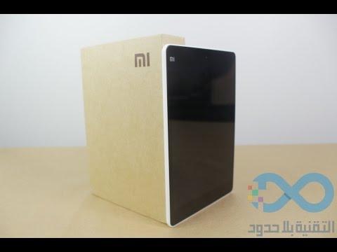 الجهاز اللوحي Xiaomi MiPad: أول جهاز لوحي بمعالج Tegra K1.. (فيديو)