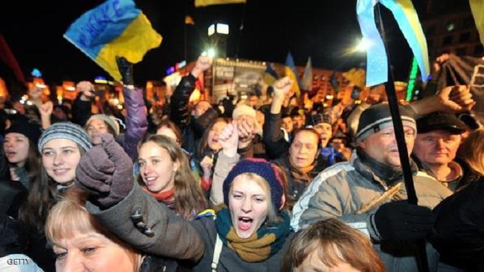 الثورة الأوكرانية