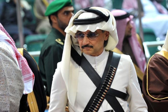 أغنى عشر شخصيات عربية الوليد بن طلال
