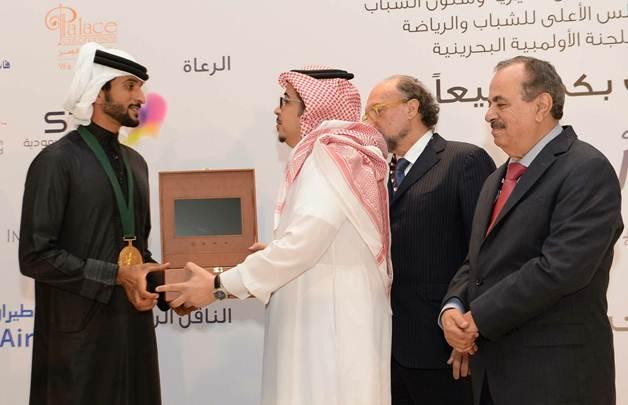 الاتحاد العربي للصحافة الرياضية يكرم STC