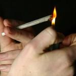 أثر تدخين الحشيش